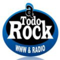 Logo of the podcast El Rock de los 70's / A Todo Rock
