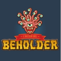Logo of the podcast L'Occhio del Beholder