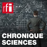 Logo du podcast RFI - Chronique Sciences