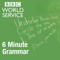 Logo du podcast 6 Minute Grammar