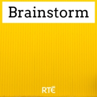 Logo of the podcast RTÉ Brainstorm