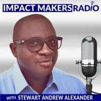 Logo of the podcast Impact Makers Radio
