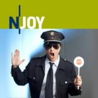 Logo of the podcast N-JOY - Die Pisa Polizei