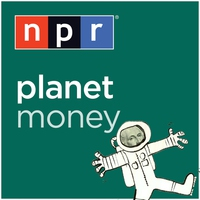 Logo of the podcast NPR - Planet Money