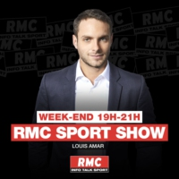 Logo of the podcast RMC Sport Show du 16 février – 20h/21h