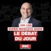 Logo of the podcast Le débat du Super Moscato Show