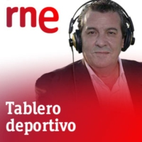 "Logo of the podcast Tablero Deportivo - Conchita Martínez: ""La unión ha sido importantísima"""