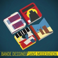 Logo of the podcast BD Sans Modération