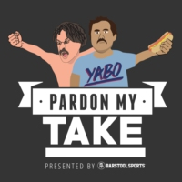 Logo du podcast On The Road With Pat McAfee