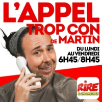 Logo du podcast La pension canine - L'appel trop con de Rire & Chansons