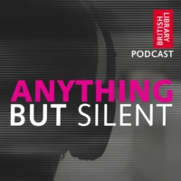 Logo of the podcast Anything But Silent