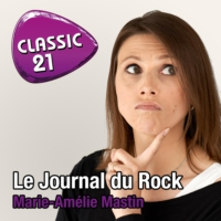 Logo of the podcast Le Journal Du Rock - Cliff Williams et AC/DC, David Gilmour, Chris Cornell - 08/07/2016