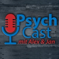 Logo of the podcast PsychCast