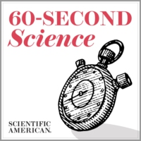 Logo of the podcast 60 Second Science
