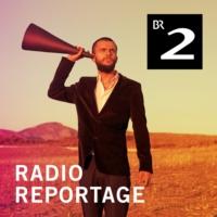 Logo of the podcast radioReportage