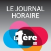Logo of the podcast Le Journal horaire - RTS
