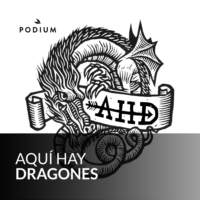 Logo of the podcast Aquí hay dragones