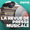 Logo of the podcast La revue de presse musicale