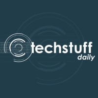 Logo du podcast Tech Stuff Daily