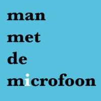 Logo of the podcast Man met de microfoon