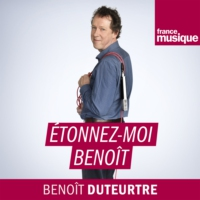 "Logo of the podcast En direct du salon Musicora... France Musique ""Étonnez-moi Benoît"" En public, En live ""La guitare d…"