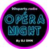 Logo of the podcast opera night