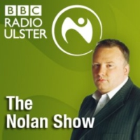 Logo du podcast The Nolan Show reveals there are NO fitness checks for PSNI officers