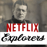 Logo of the podcast The Netflix Explorers Podcast