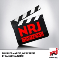 Logo of the podcast NRJ Ciné News