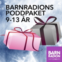 Logo of the podcast Barnradions poddpaket 9-13 år