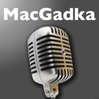 Logo of the podcast MacGadka 🎙 – podcast MyApple