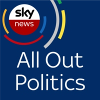 Logo of the podcast All Out Politics