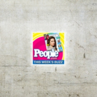 Logo of the podcast People.com: This Week's Buzz