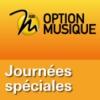 Logo of the podcast RSR - Journées spéciales et hommages - Option Musique