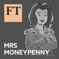 Logo of the podcast FT Irreverent Questions with Mrs Moneypenny