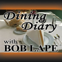Logo of the podcast Bob Lape's Dining Diary