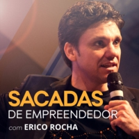 Logo of the podcast Sacadas de Empreendedor