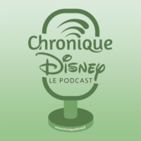 Logo du podcast Chronique Disney - Le Podcast