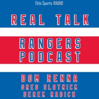 Logo of the podcast Real Talk Rangers: The Epic Firesale Of 2018 And Beyond
