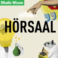 Logo of the podcast DRadio Wissen - Hörsaal
