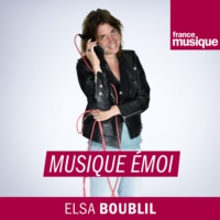Logo of the podcast Audrey Azoulay, Ministre de la Culture, invitée d'Elsa Boublil