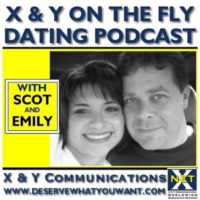 Logo of the podcast Episode 42--X & Y On The Fly--First Dates That Lead To Second Dates