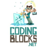 Logo du podcast Coding Blocks