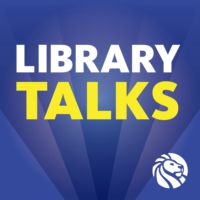 Logo of the podcast Library Talks