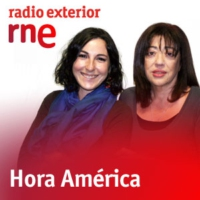 Logo of the podcast América hoy - Atelier Morales en Madrid