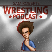 Logo of the podcast Sam Roberts Wrestling Podcast
