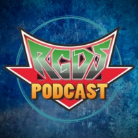 Logo of the podcast Retro Gaming Discussion Show