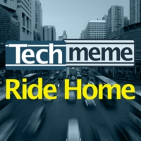 Logo of the podcast Techmeme Ride Home