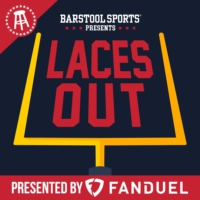 Logo of the podcast Laces Out