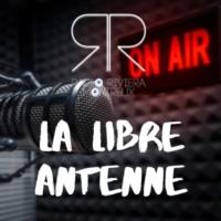 Logo of the podcast RADIO RIVIERA MONTREUX - LA LIBRE ANTENNE